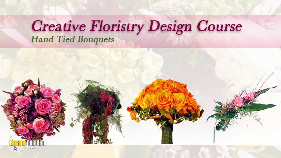 Creative Floristry Design Course online DVD rental
