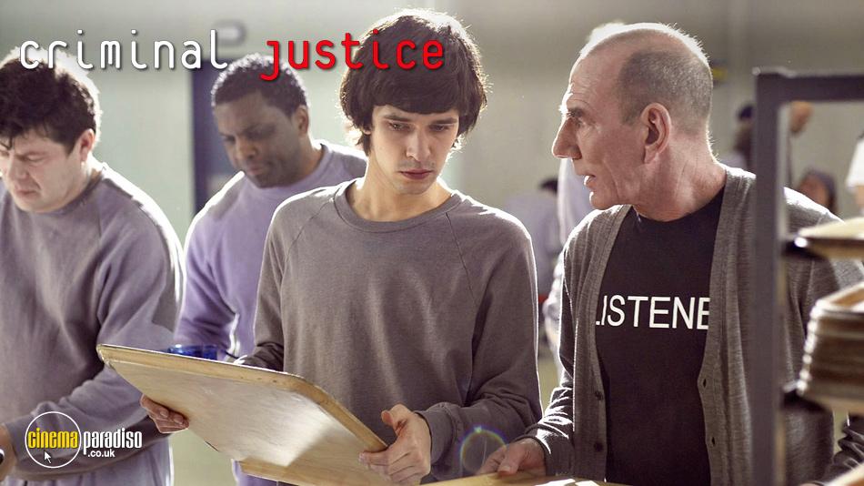 Criminal Justice online DVD rental