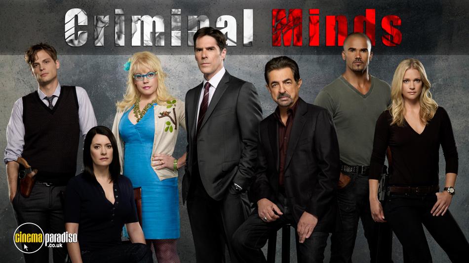 Criminal Minds online DVD rental