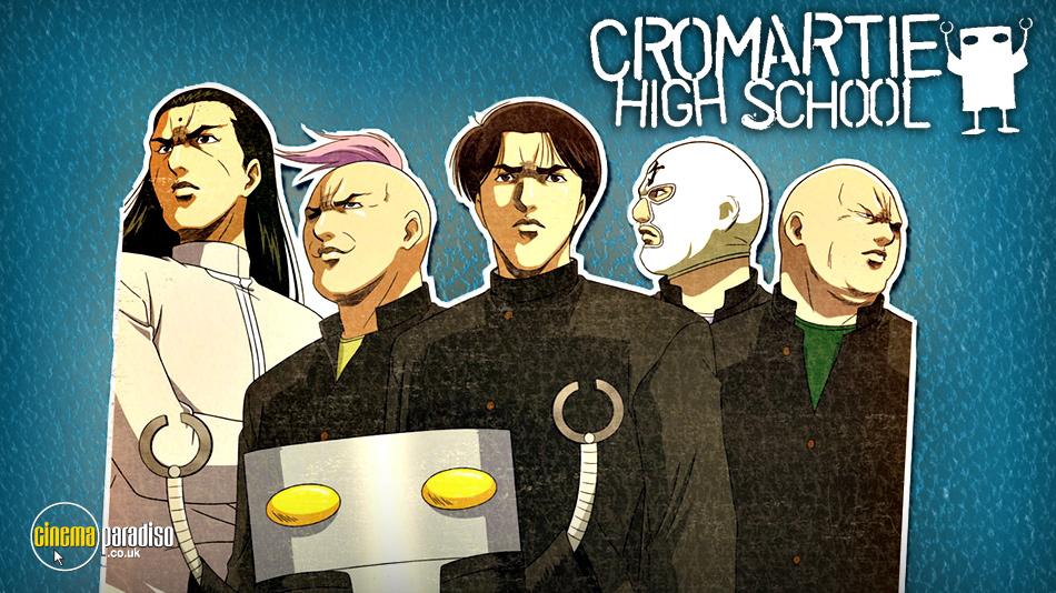 Cromartie High School online DVD rental
