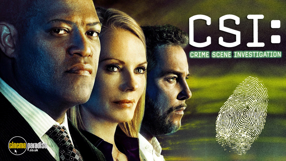 CSI online DVD rental