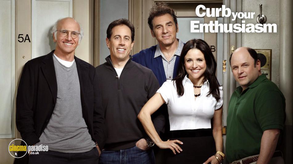 Curb Your Enthusiasm online DVD rental