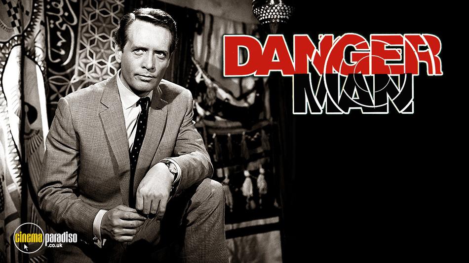 Danger Man online DVD rental