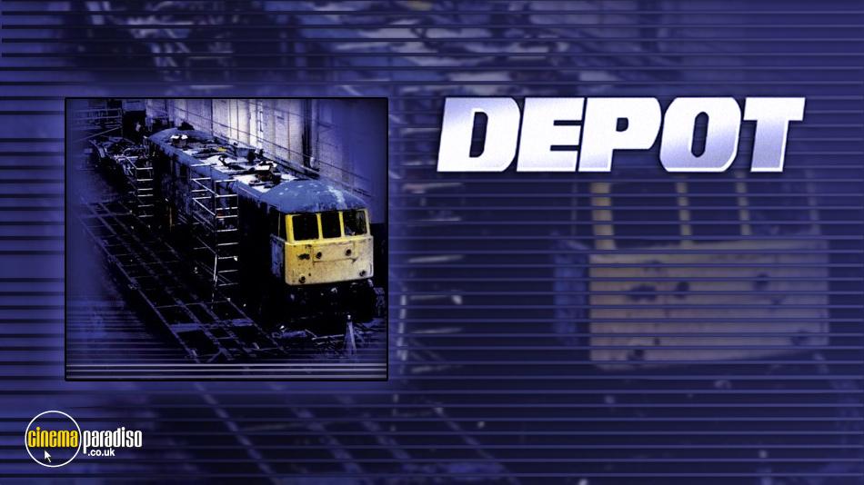 Depot online DVD rental