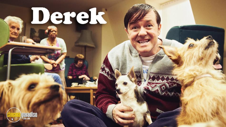 Derek Series online DVD rental