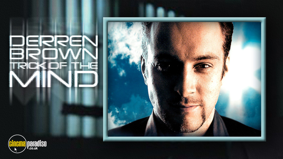 Derren Brown: Trick of the Mind online DVD rental