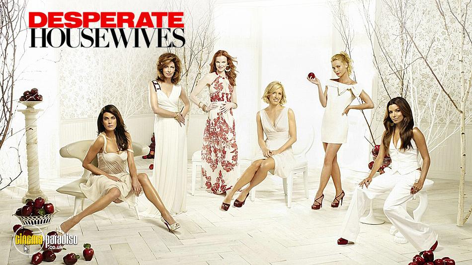 Desperate Housewives online DVD rental