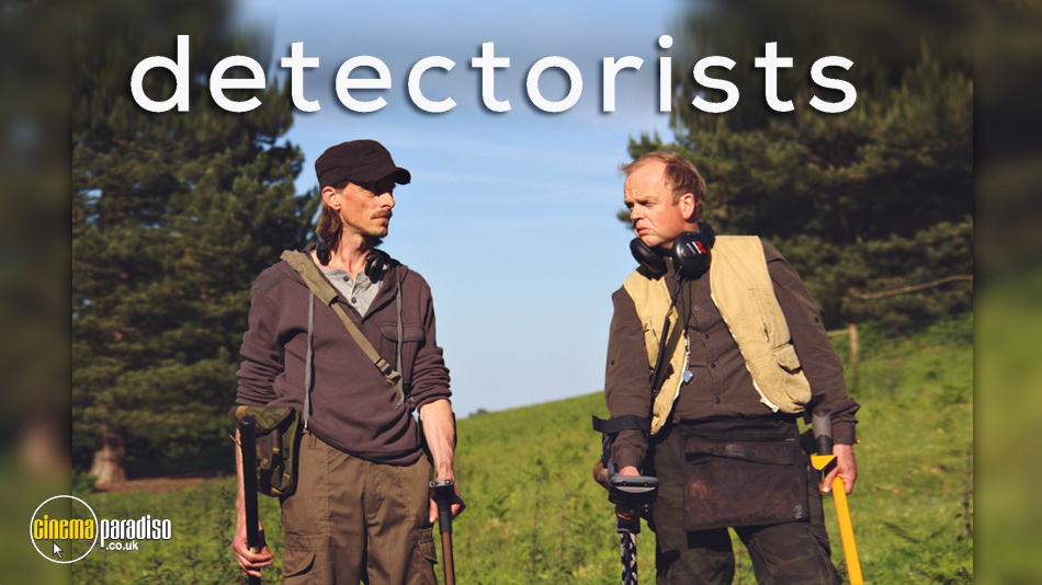Detectorists online DVD rental