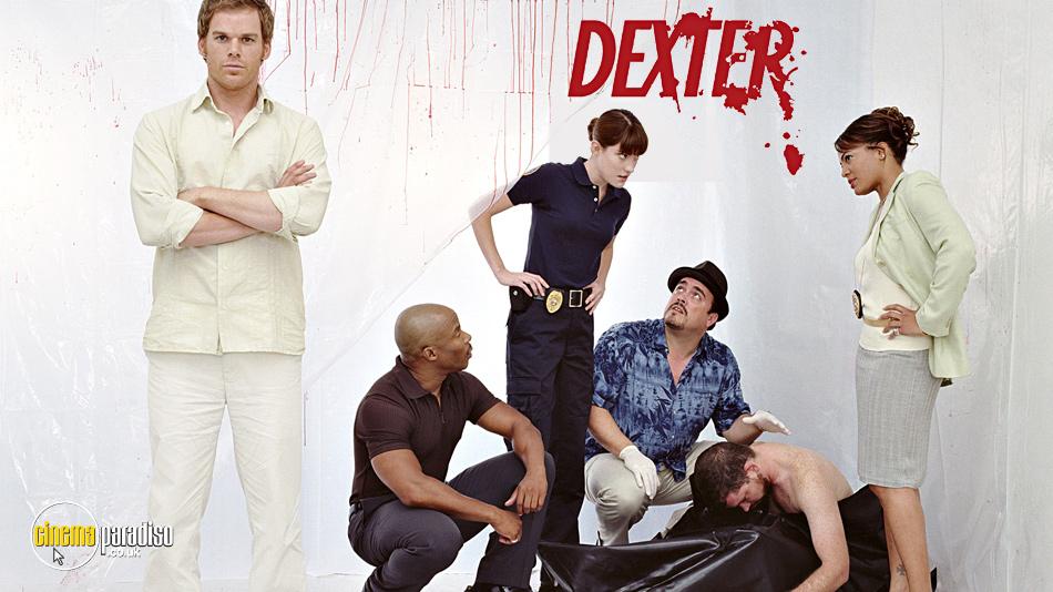 Dexter online DVD rental