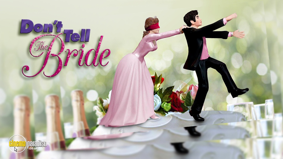 Don't Tell the Bride online DVD rental