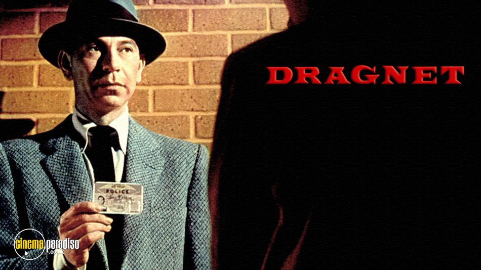 Dragnet Series online DVD rental
