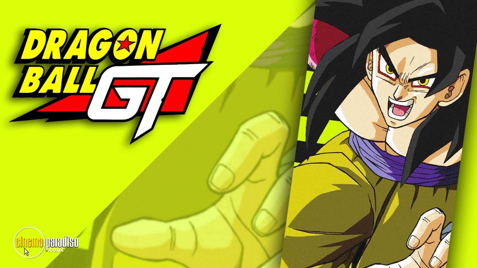 Dragon Ball GT online DVD rental