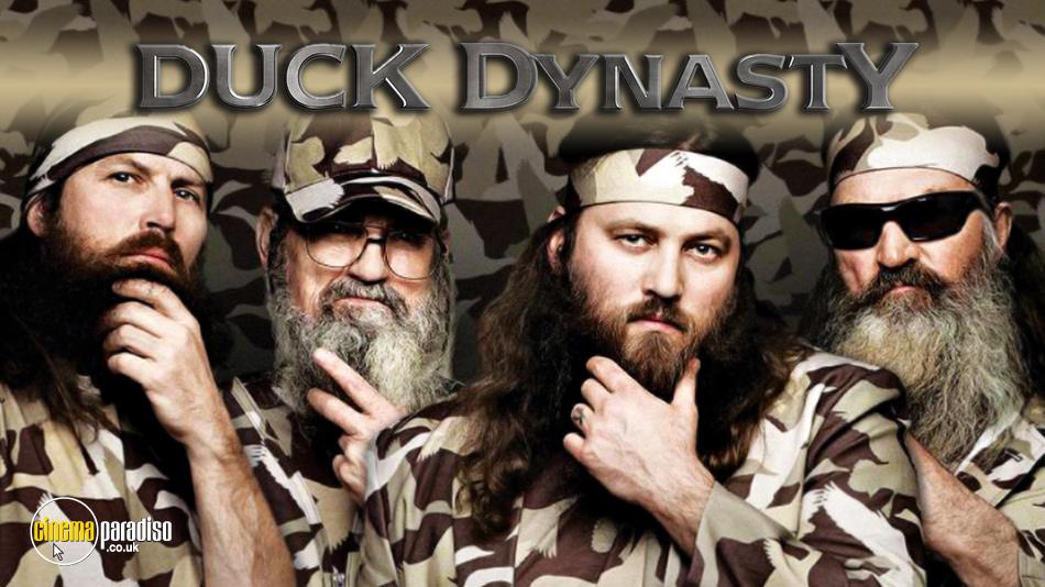 Duck Dynasty online DVD rental