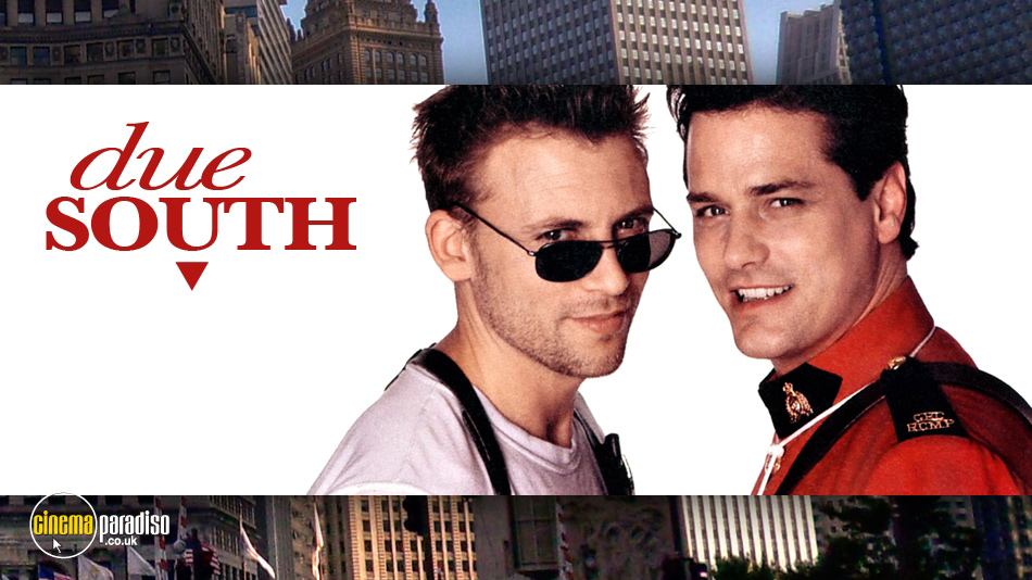 Due South online DVD rental
