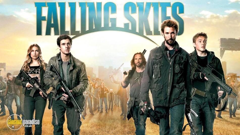 Falling Skies online DVD rental