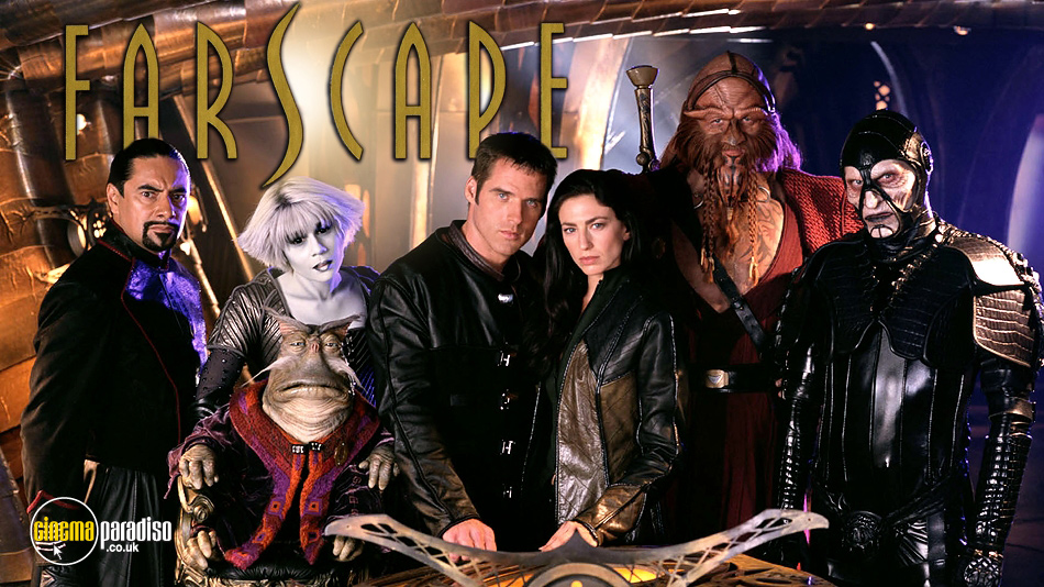 Farscape Series online DVD rental
