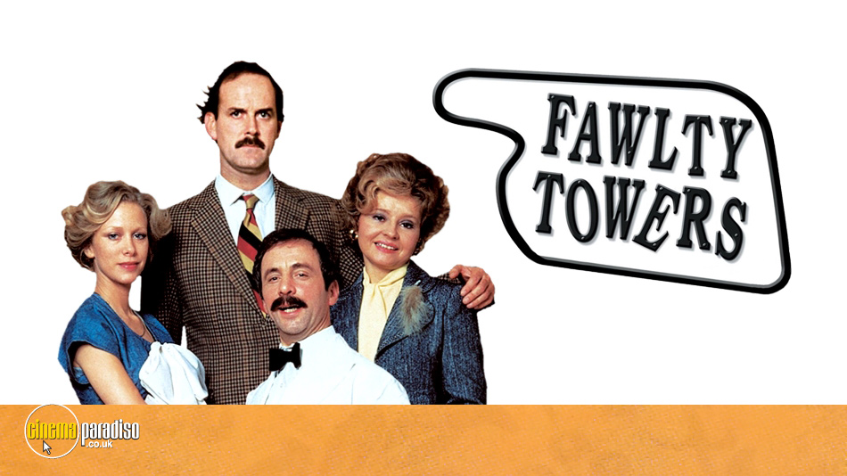Fawlty Towers online DVD rental