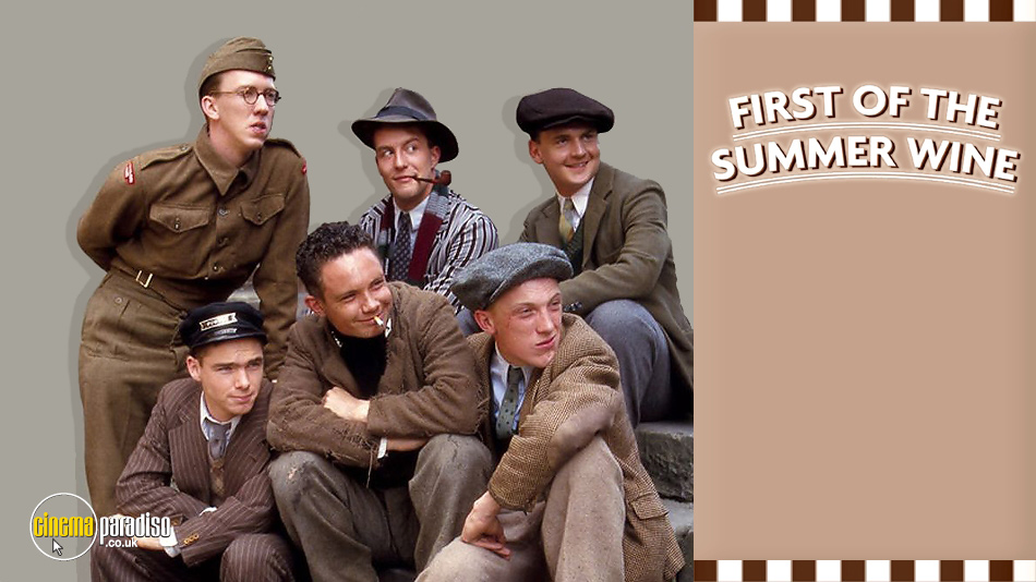 First of the Summer Wine online DVD rental