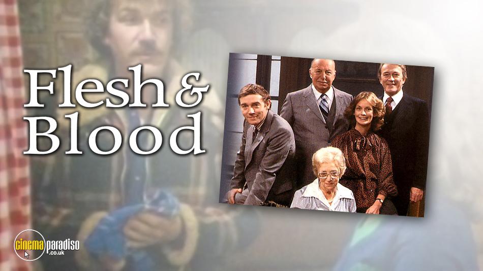 Flesh and Blood online DVD rental