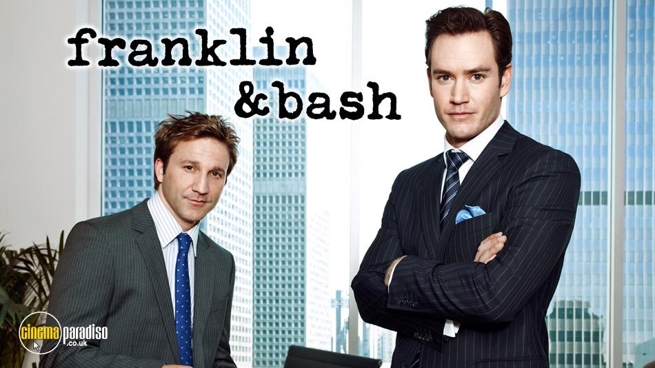 Franklin and Bash online DVD rental