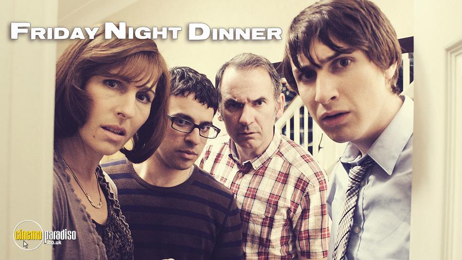 Friday Night Dinner online DVD rental