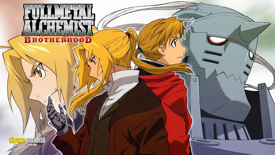 Full Metal Alchemist Brotherhood (aka Hagane no renkinjutsushi) online DVD rental