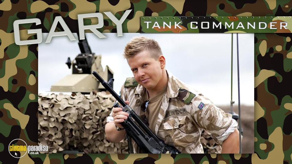 Gary Tank Commander online DVD rental