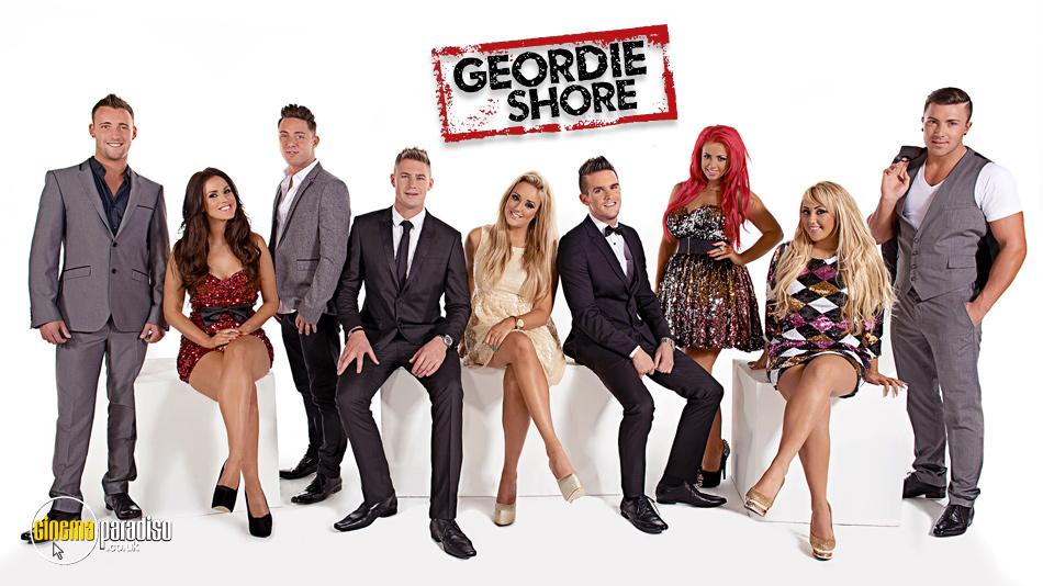 Geordie Shore online DVD rental