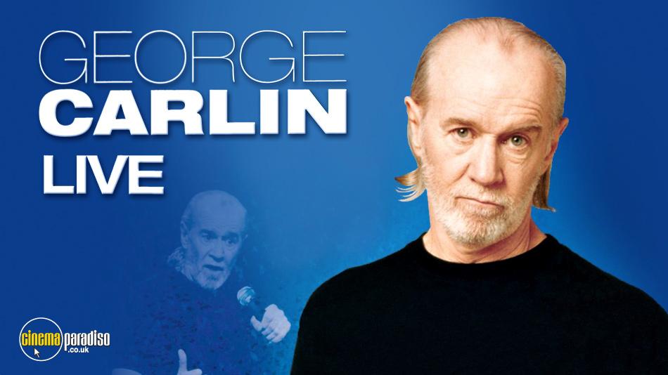 George Carlin online DVD rental