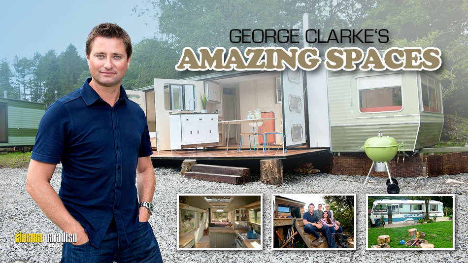 George Clarke's Amazing Spaces online DVD rental