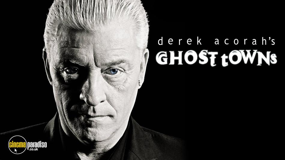 Ghost Towns (aka Derek Acorah's Ghost Towns) online DVD rental