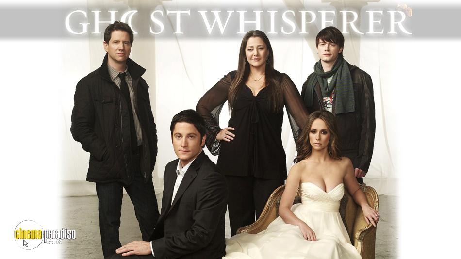 Ghost Whisperer online DVD rental