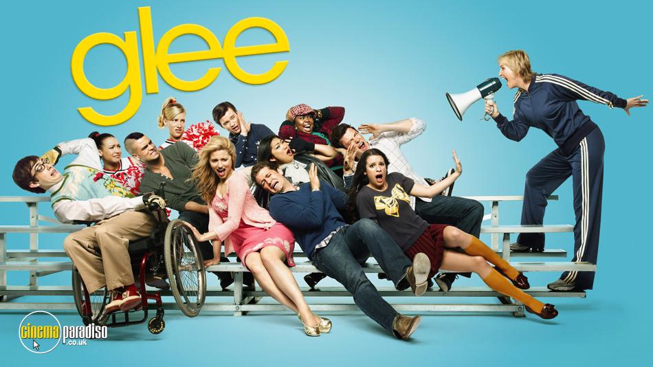 Glee online DVD rental