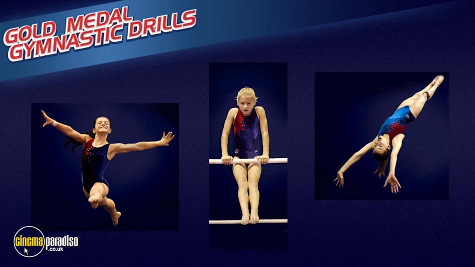 Gold Medal Gymnastic Drills online DVD rental