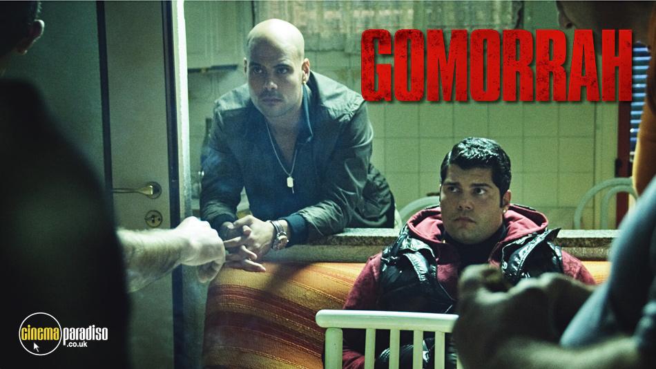 Gomorrah Series (aka Gomorra - La serie) online DVD rental