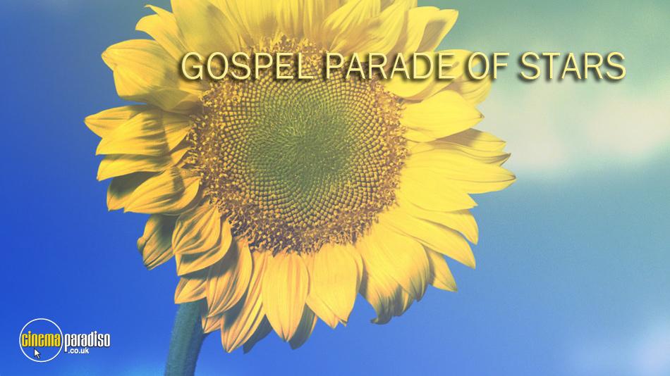 Gospel Parade of Stars online DVD rental