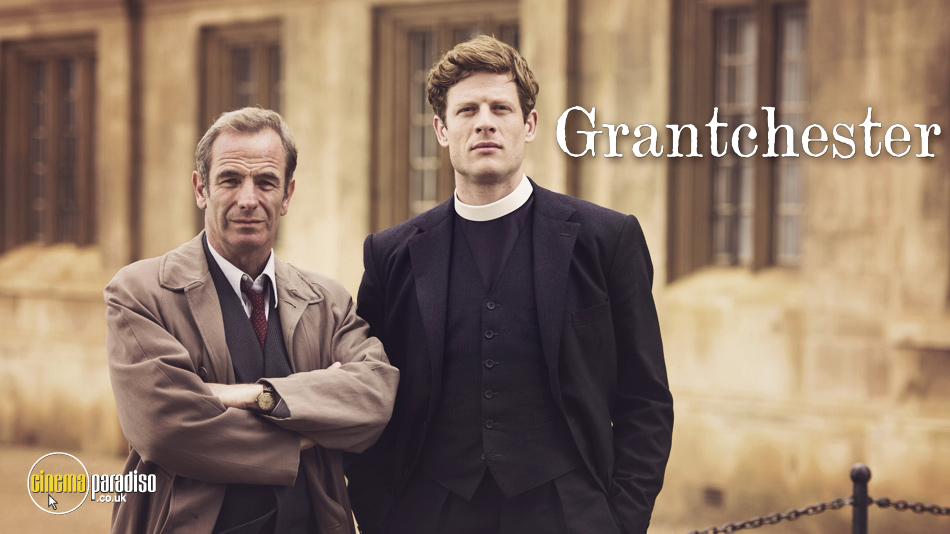 Grantchester online DVD rental