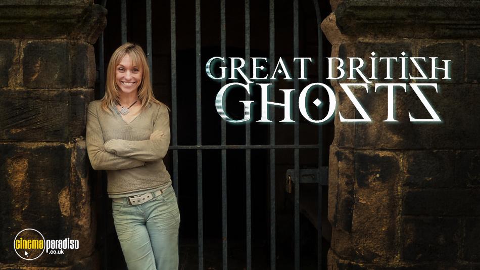 Great British Ghosts online DVD rental