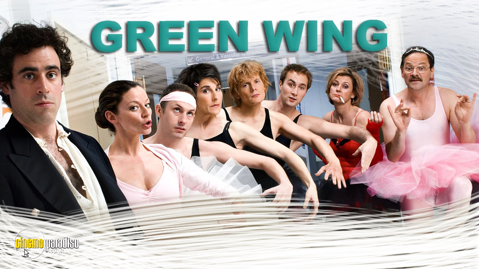 Green Wing online DVD rental