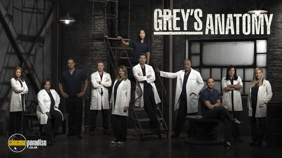 Grey's Anatomy online DVD rental