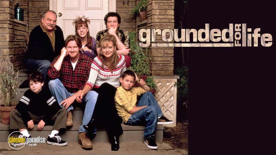 Grounded for Life online DVD rental