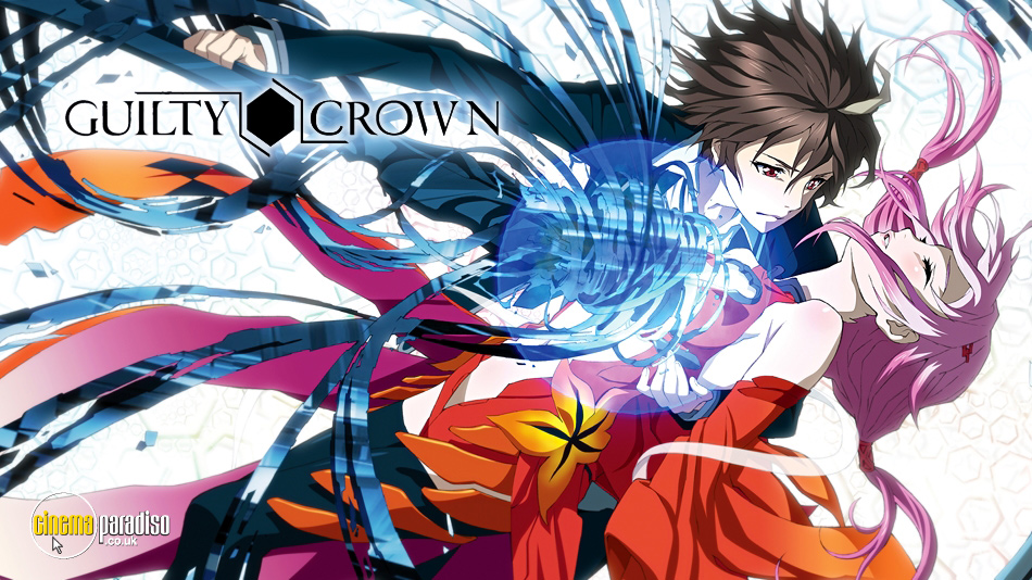 Guilty Crown online DVD rental