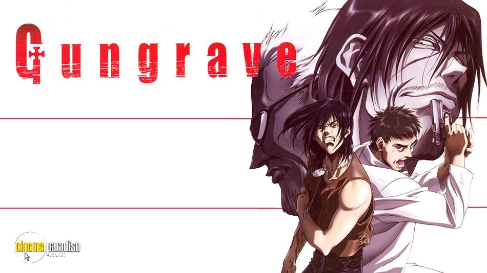 Gungrave online DVD rental