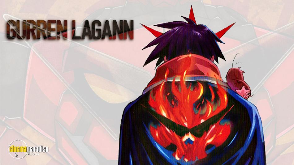 Gurren Lagann (aka Tengen toppa gurren lagann) online DVD rental