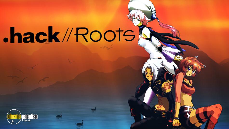 Hack//Roots online DVD rental
