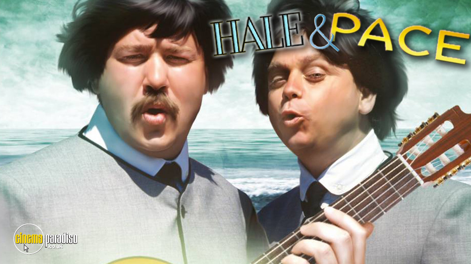 Hale and Pace online DVD rental