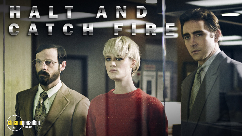 Halt and Catch Fire online DVD rental