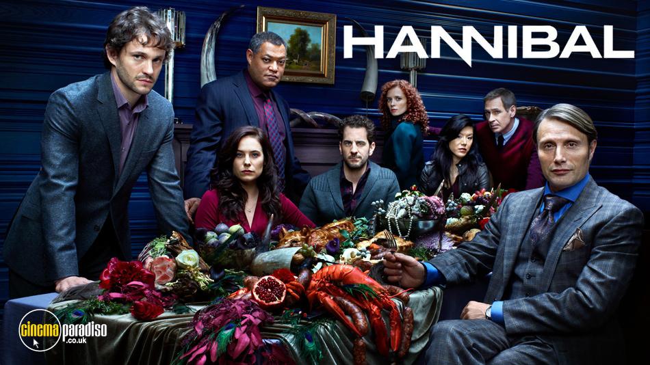 Hannibal Series online DVD rental
