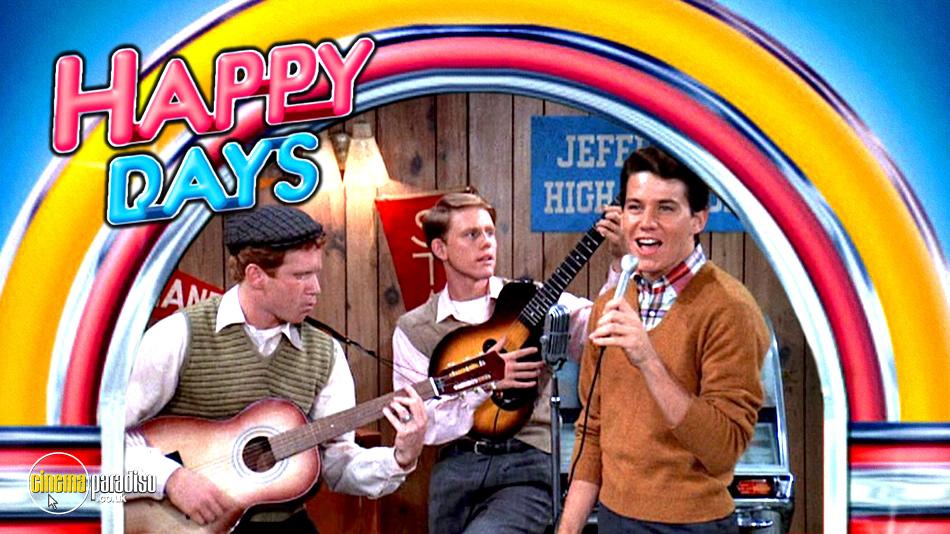 Happy Days online DVD rental