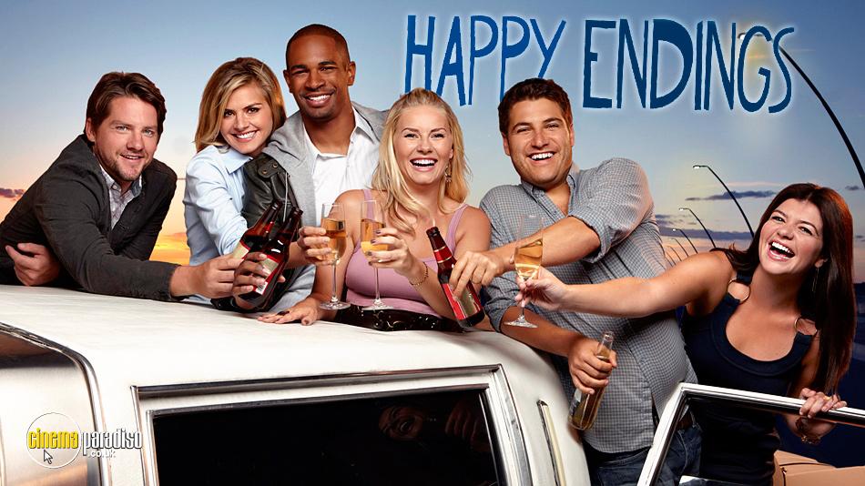 Happy Endings Series online DVD rental